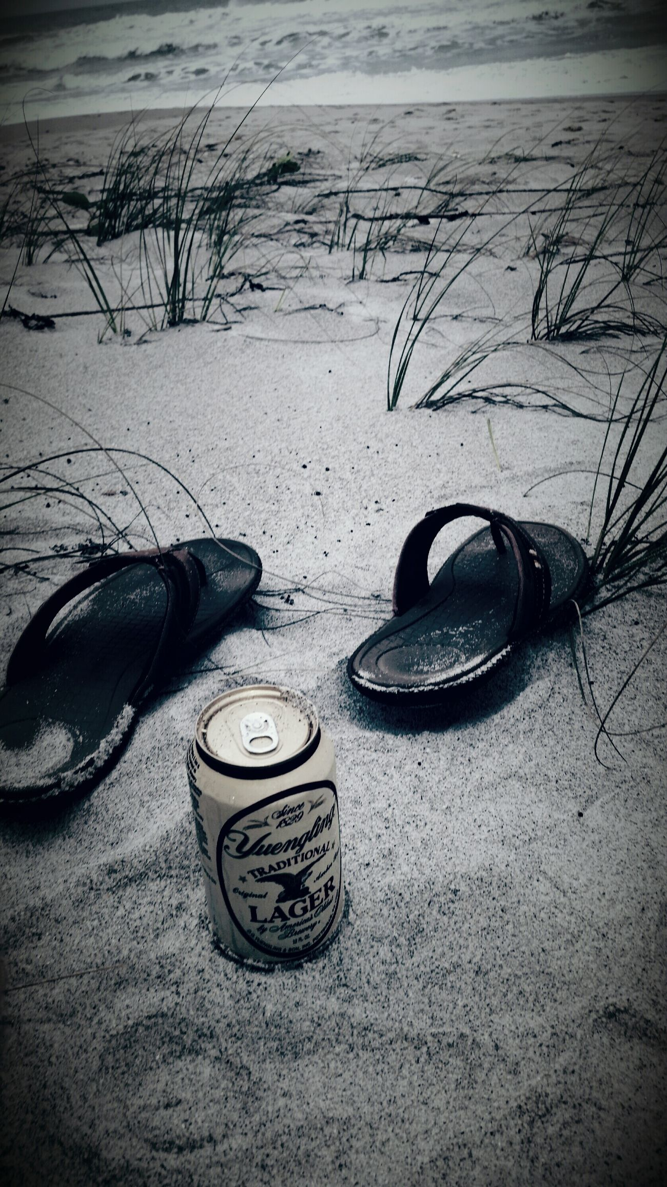 Life Is A Beach Ocean❤ Atlantic Ocean On The Beach Drinking A Cold One Yuengling Ocean View