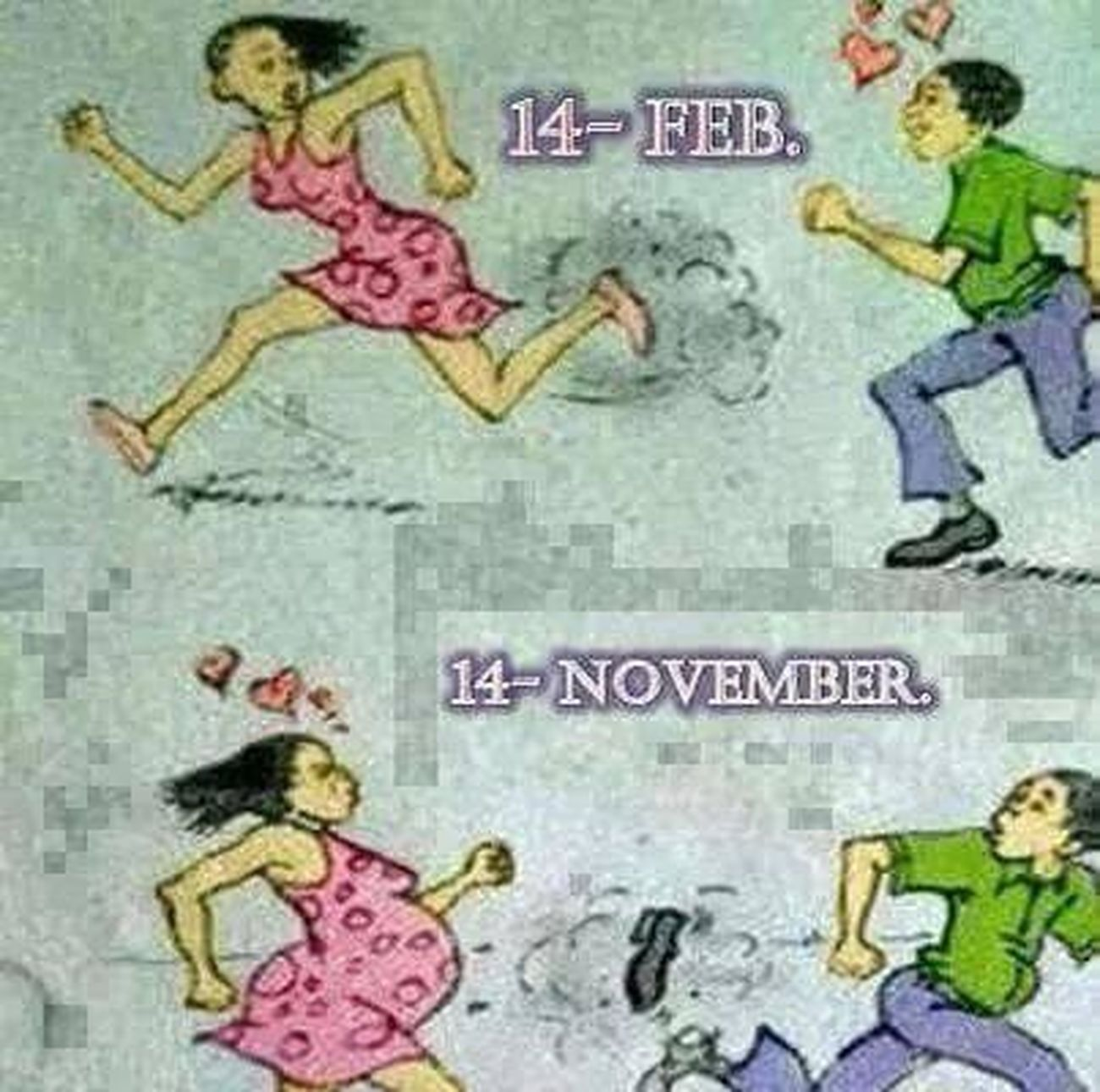 Love Day true result