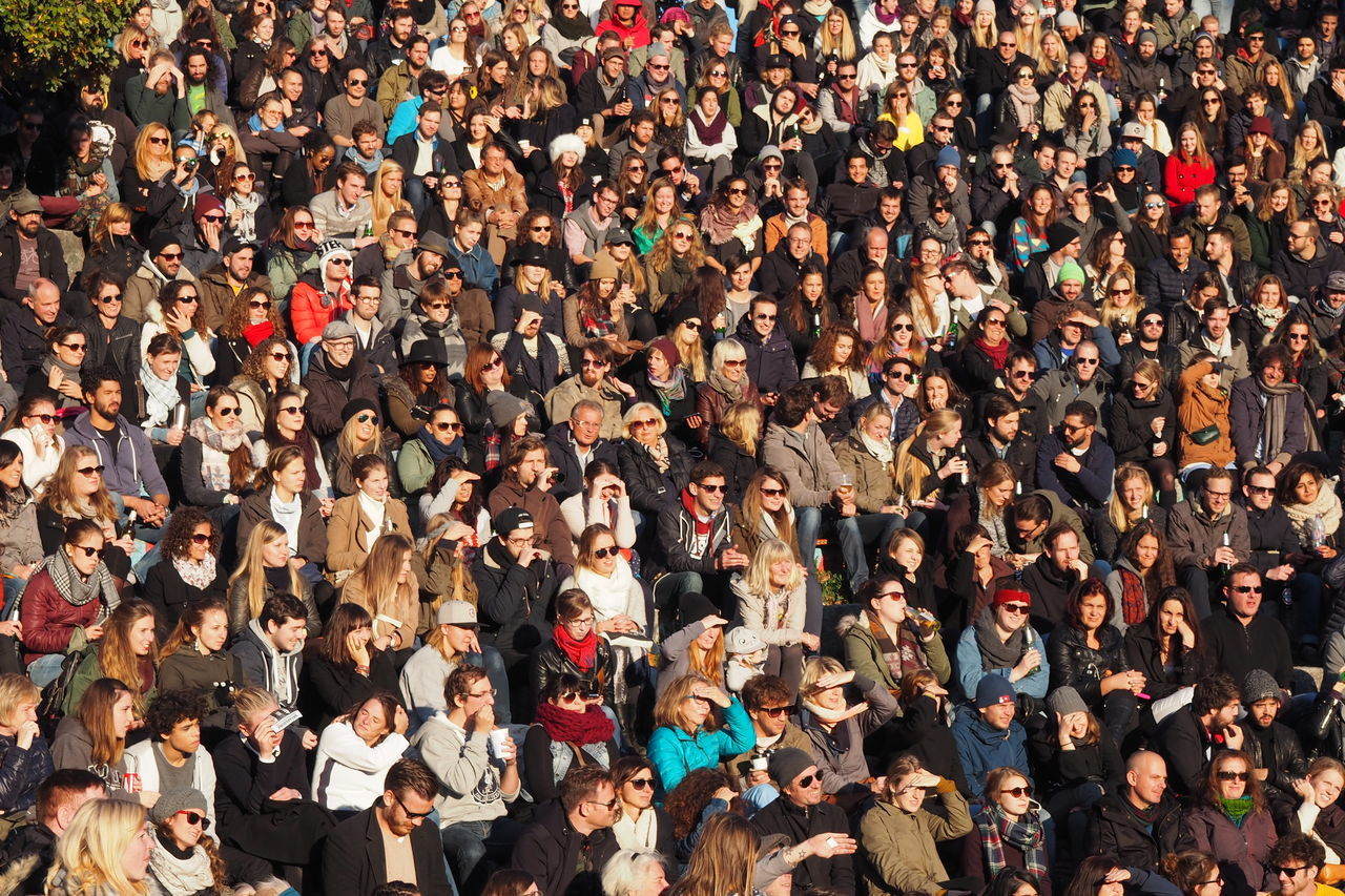 Beautiful stock photos of music festival, Arts Culture And Entertainment, Audience, Carefree, Casual Clothing