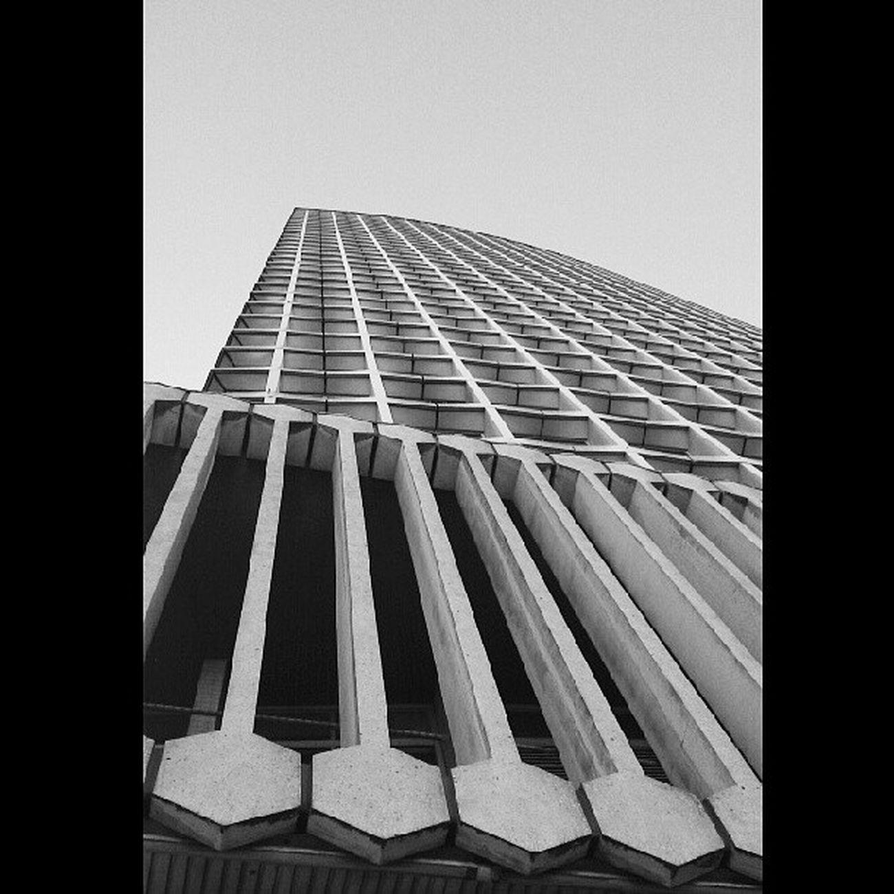 Brutalist Architecture Centerpoint London