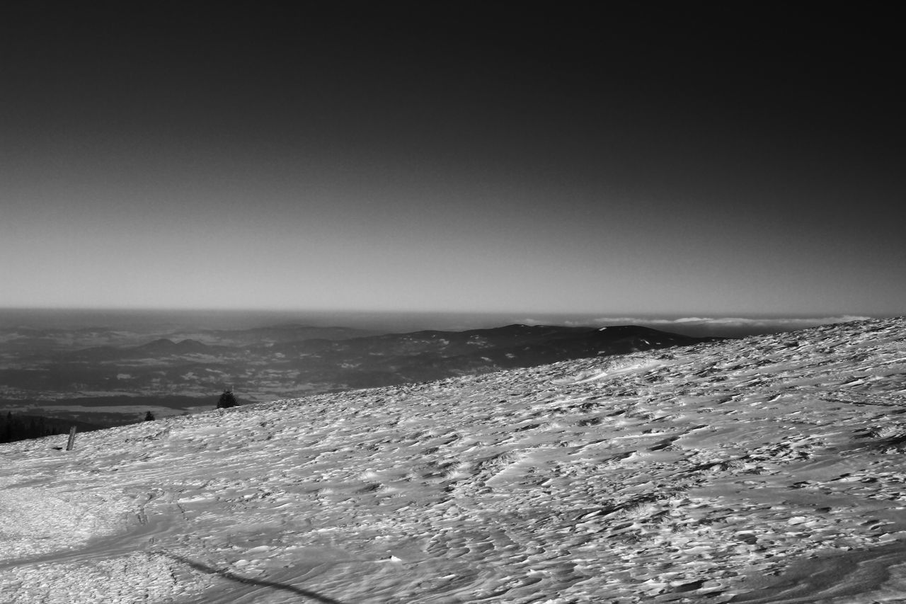 B&w Karpaty Mountain Samotnia Samotnia View Sky Snow Snowy Mountains Trees Winter
