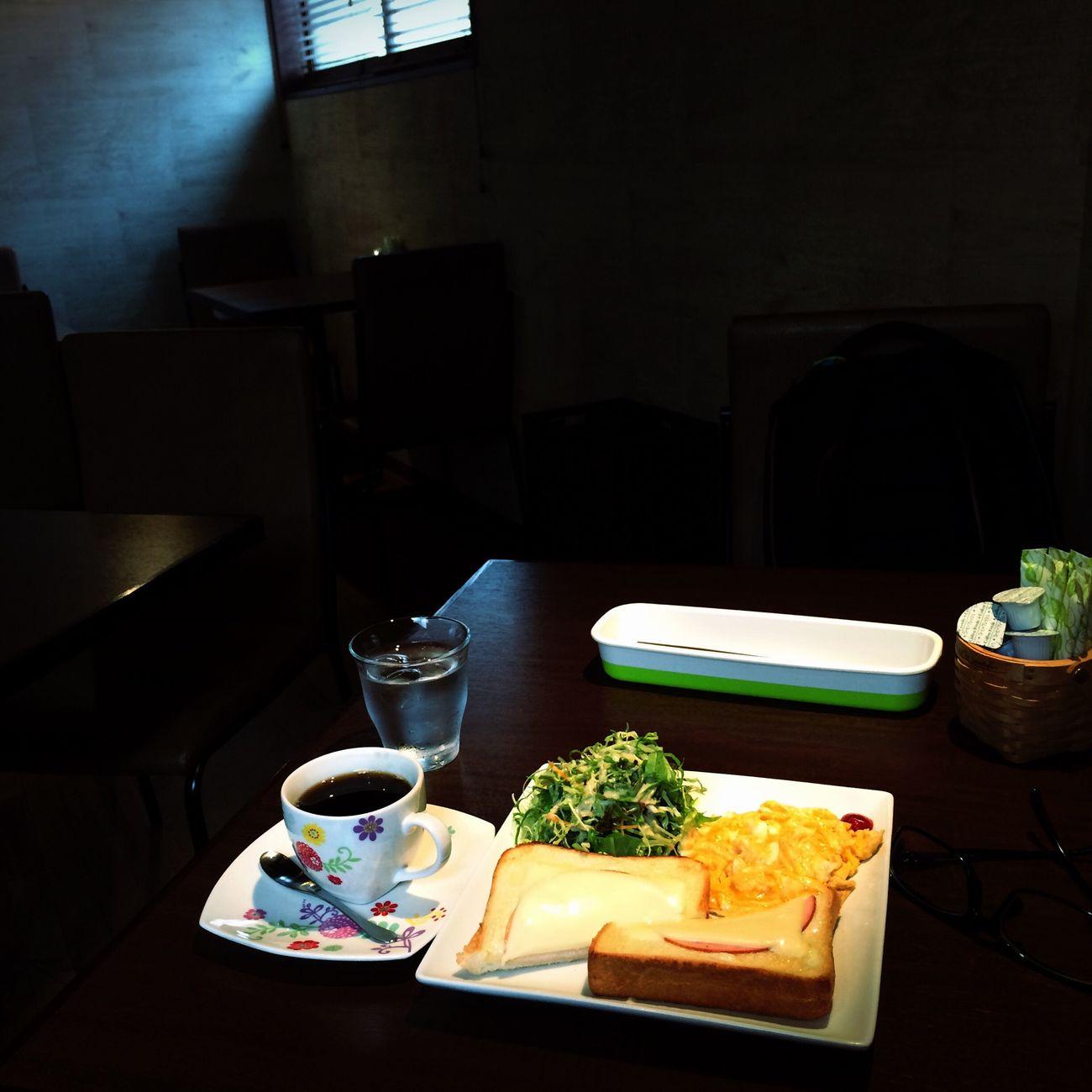 モーニング♪ Cafe Morning Coffee カフェ