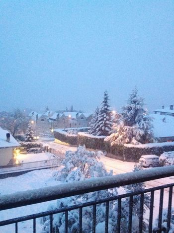 It's Cold Outside Snow Winter Winter Wonderland Village