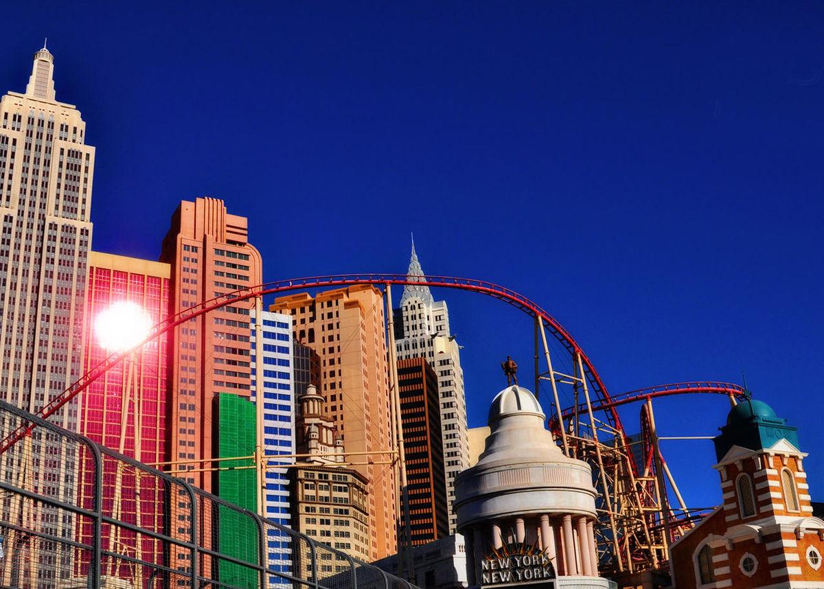 Building Buildings & Sky Built Structure Day Las Vegas No People Outdoors Vagas