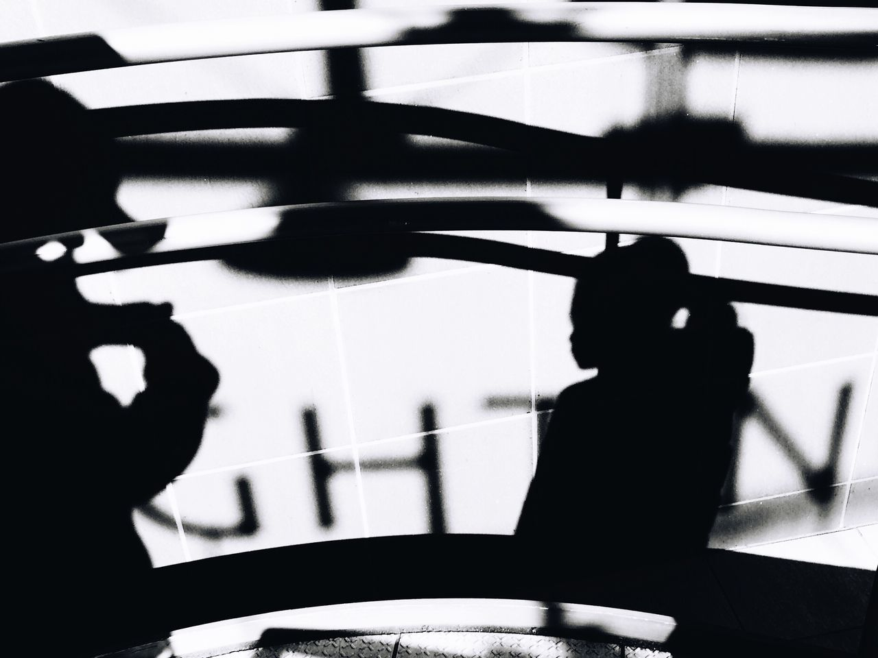 indoors, music, close-up, silhouette, no people, musical instrument, technology, day