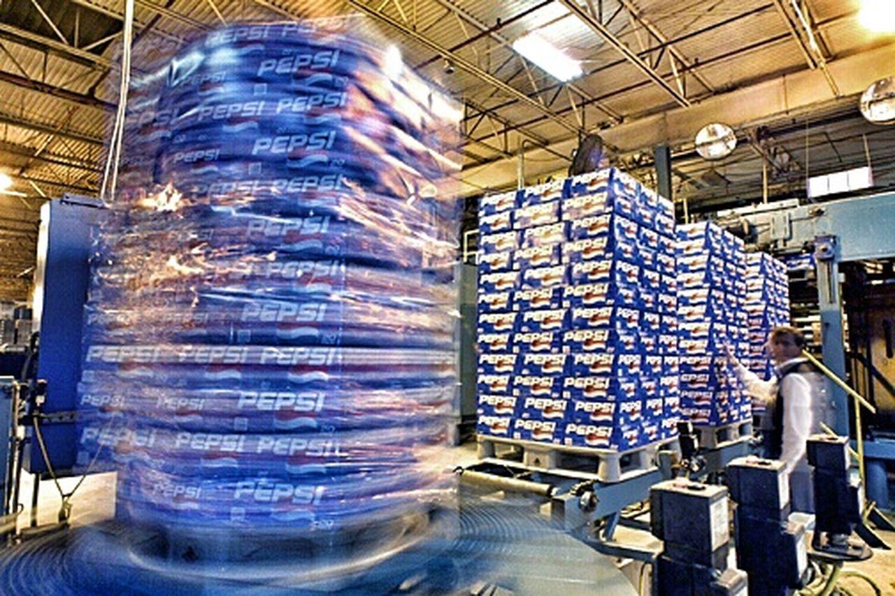 Pepsi Factory Editorial  Editorialphotographer