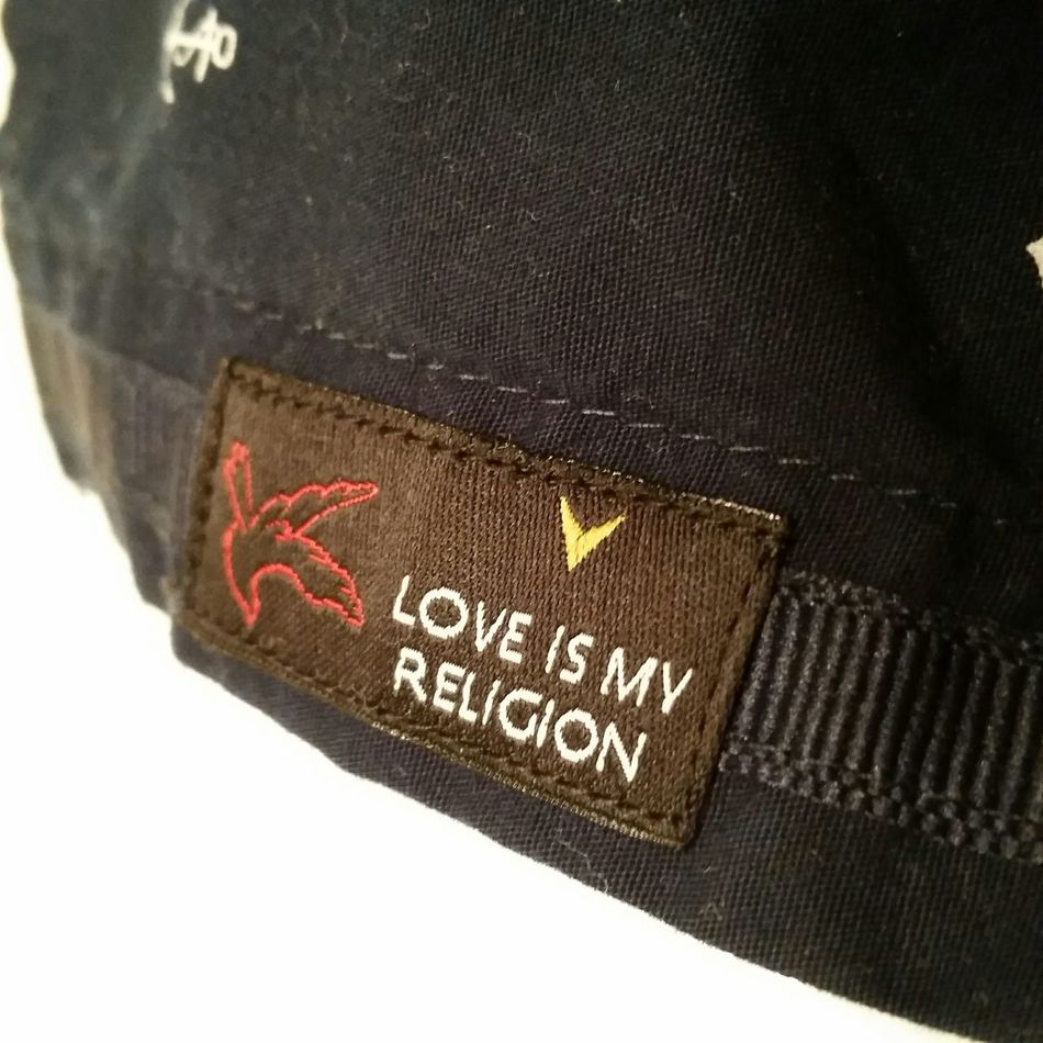 Well Turned Out Love Is My Religion Dress Shirt Bottom Of My Shirt