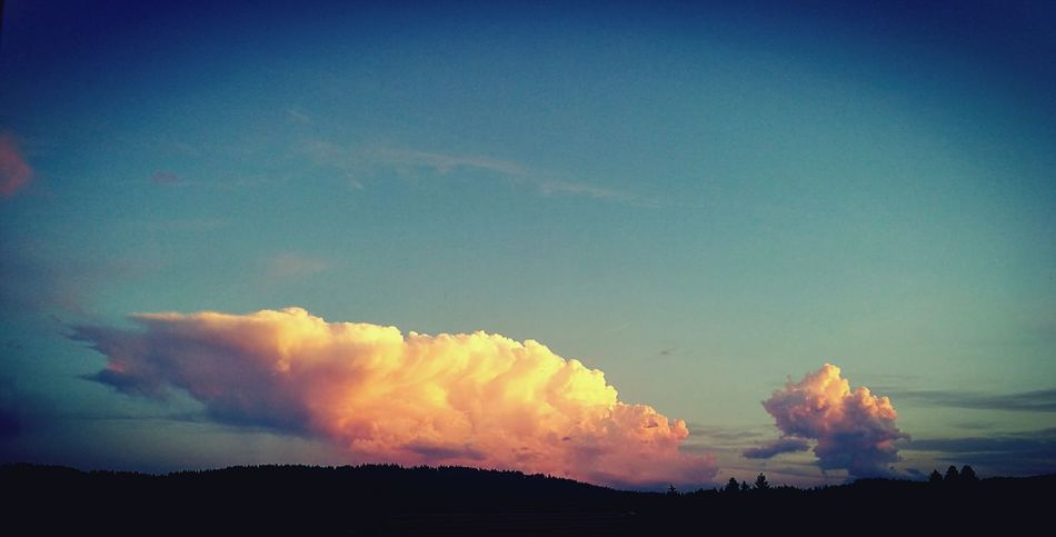 Clouds Clouds And Sky Check This Out Hello World Sky Cloud Colors Colorful Freakinawesome Landscape Landscape_photography On The Outside Looking In