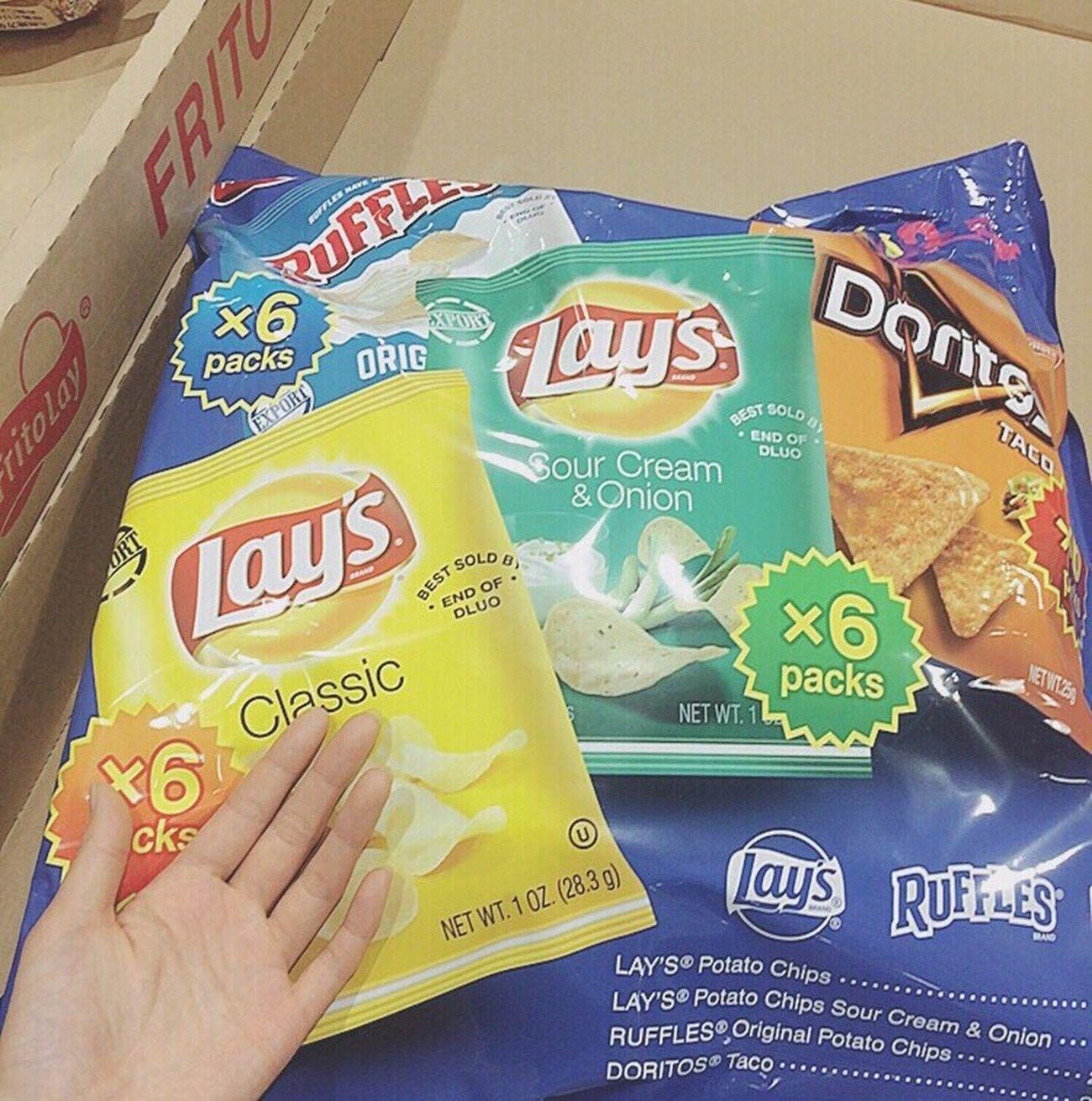 ...Big😱 Costco Chips BIG Snack