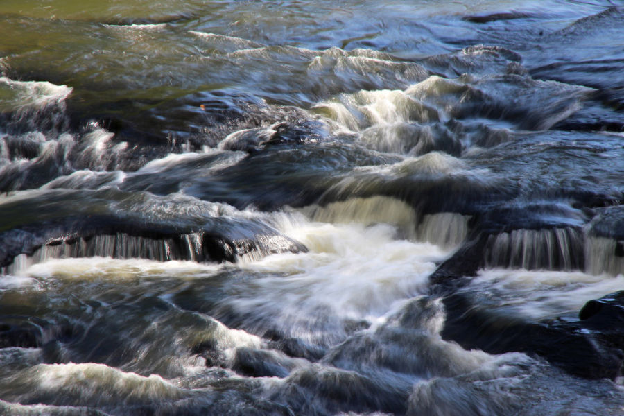 Beauty In Nature Cataract Flowing Water Gentle Light And Shadow Long Exposure Motion Nature River Rock - Object Scenics Slowlife Smooth Vortex Water Waterfall