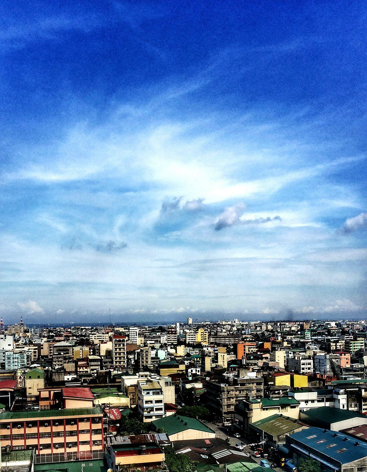 Down town . Manila City View  Retro Downtown First Eyeem Photo