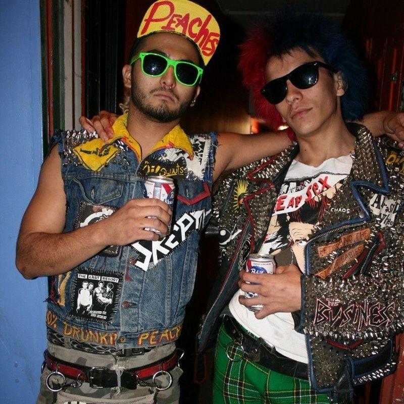 Portrait Drunk Drunkennights Punksnotdead