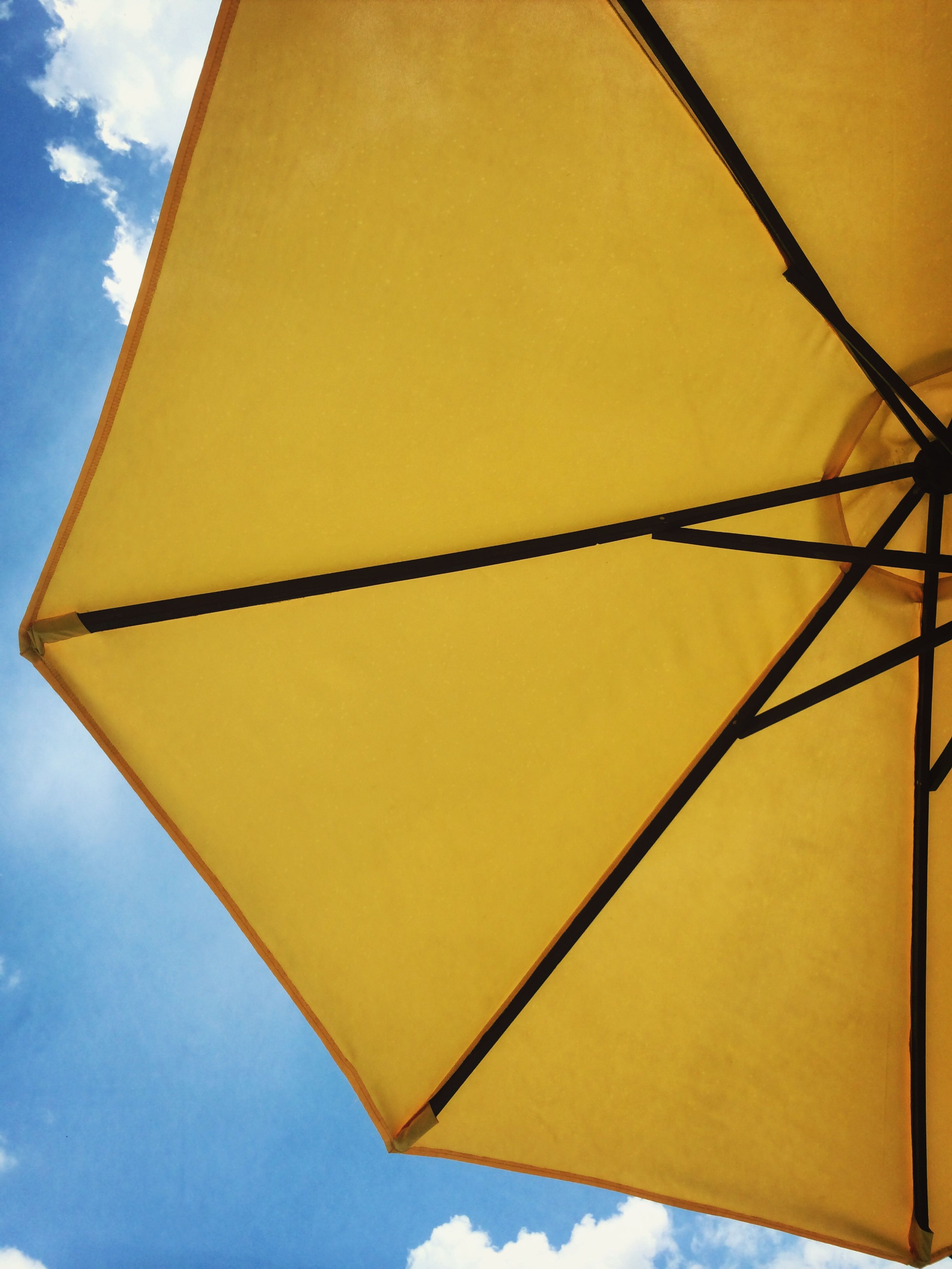 Supernormal Yellow Summer Poolside