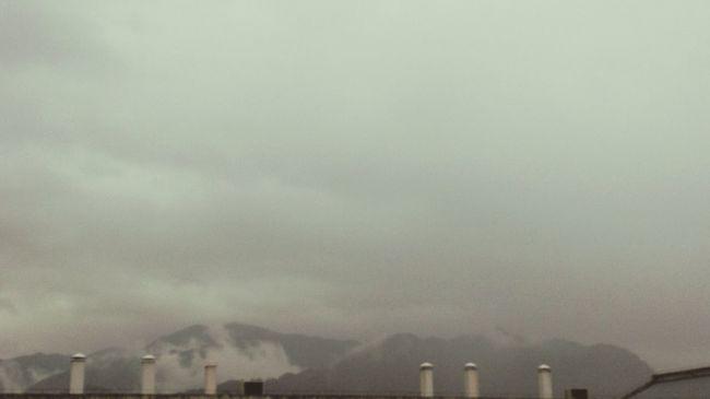 空山新雨后,天气晚来秋 Nature Sky
