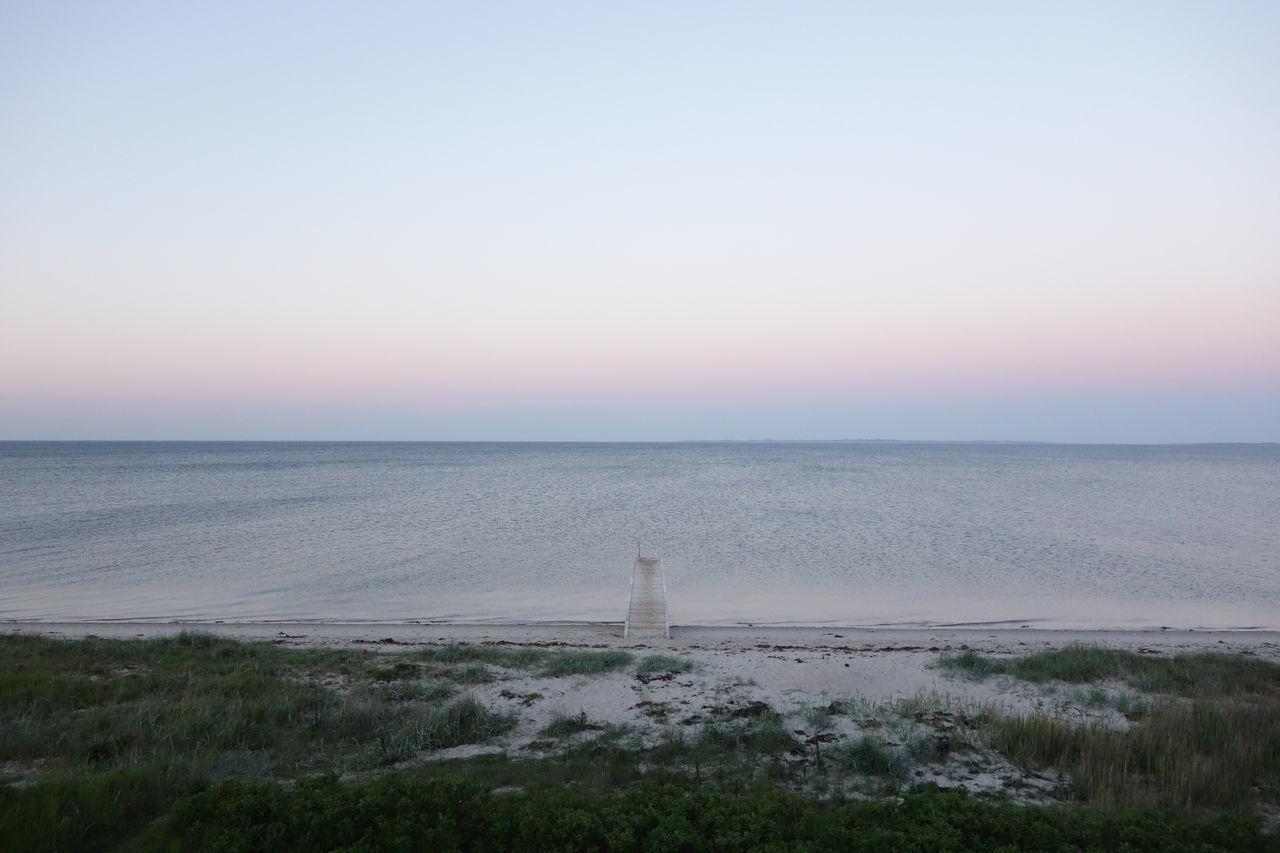 odder Beach Beautiful Freedom Horizon Over Water Lifestyle No People NOMAD Nomadic Pier Sand Sea Sky Sunset Tranquility Zen
