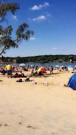 Lido Beach Sand