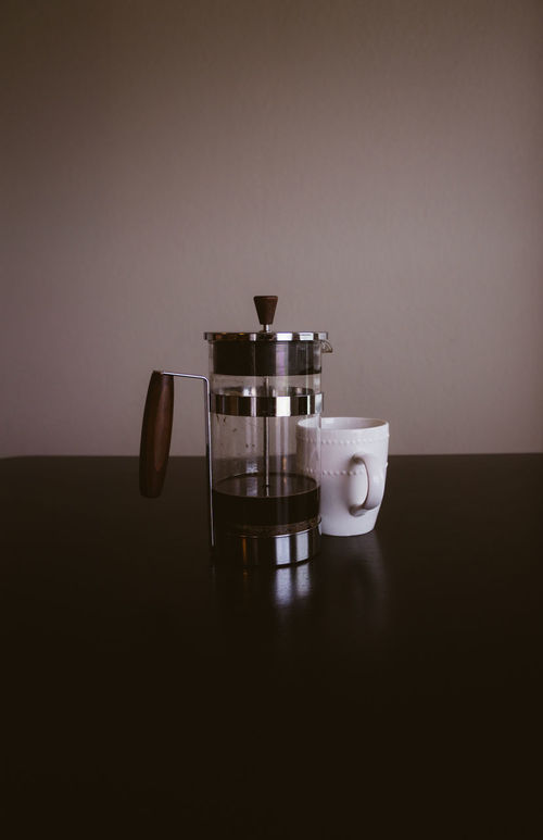 French Press Breaktime Coffee Coffee Shop Cup Dessert Drink Sweet