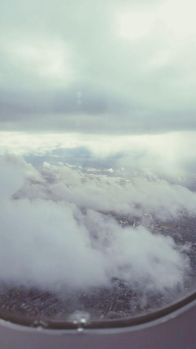 Cloudy UK Taking Photos