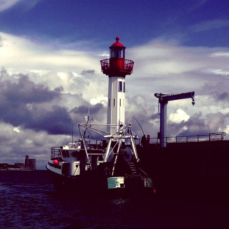 Harbour Normandie Boats Things I Like Blue Wave