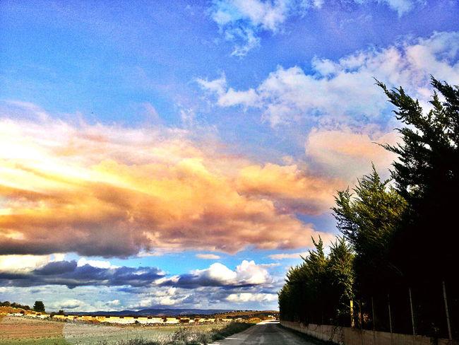Landscape sicily Landscape Sky And Clouds Paesaggio Sky Collection