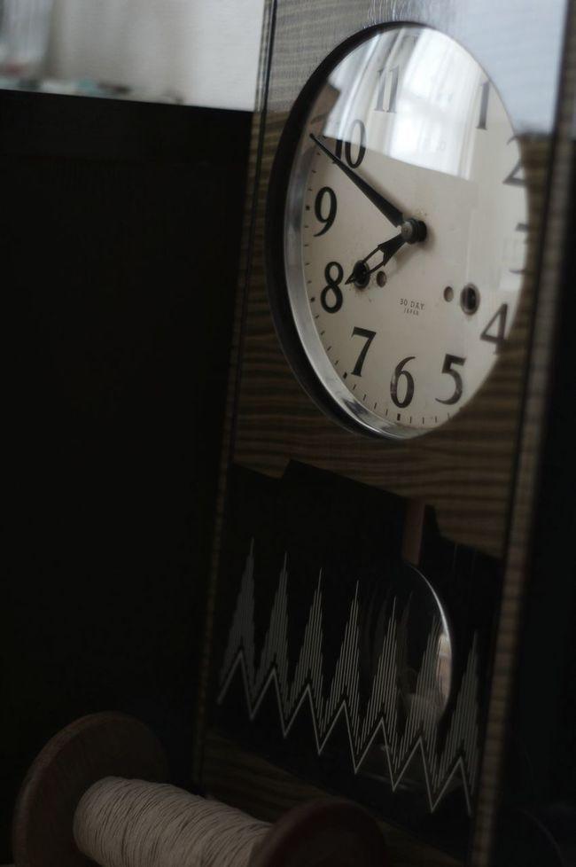 Oldlens ボンボン時計 Japan Photography