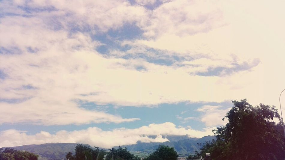 Enjoying Life Hanging Out Hello World Taking Photos Reunion Island Beautiful Day Sky Landscapes Montains    Reunion