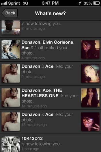 ShoutOut To @Donavon