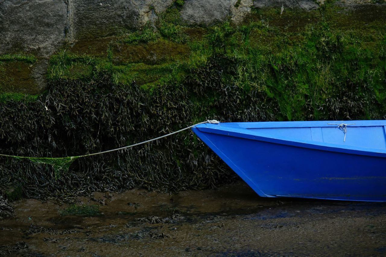Ireland Boats Wall Colorful EyeEm Best Shots The Purist (no Edit, No Filter) Eye4photograghy Blue Beautiful Getting Inspired