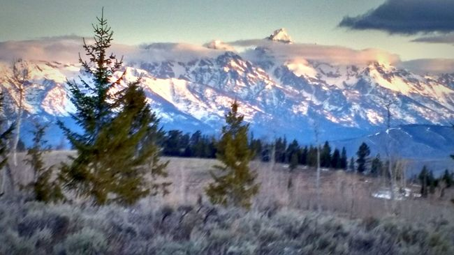 Mountains Outside Outdoors Tetons Nature Nature_collection Natural Beauty Away From The Hustle Away From It All