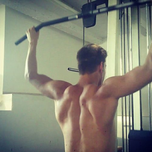 Workout Gym Muscle Fitness