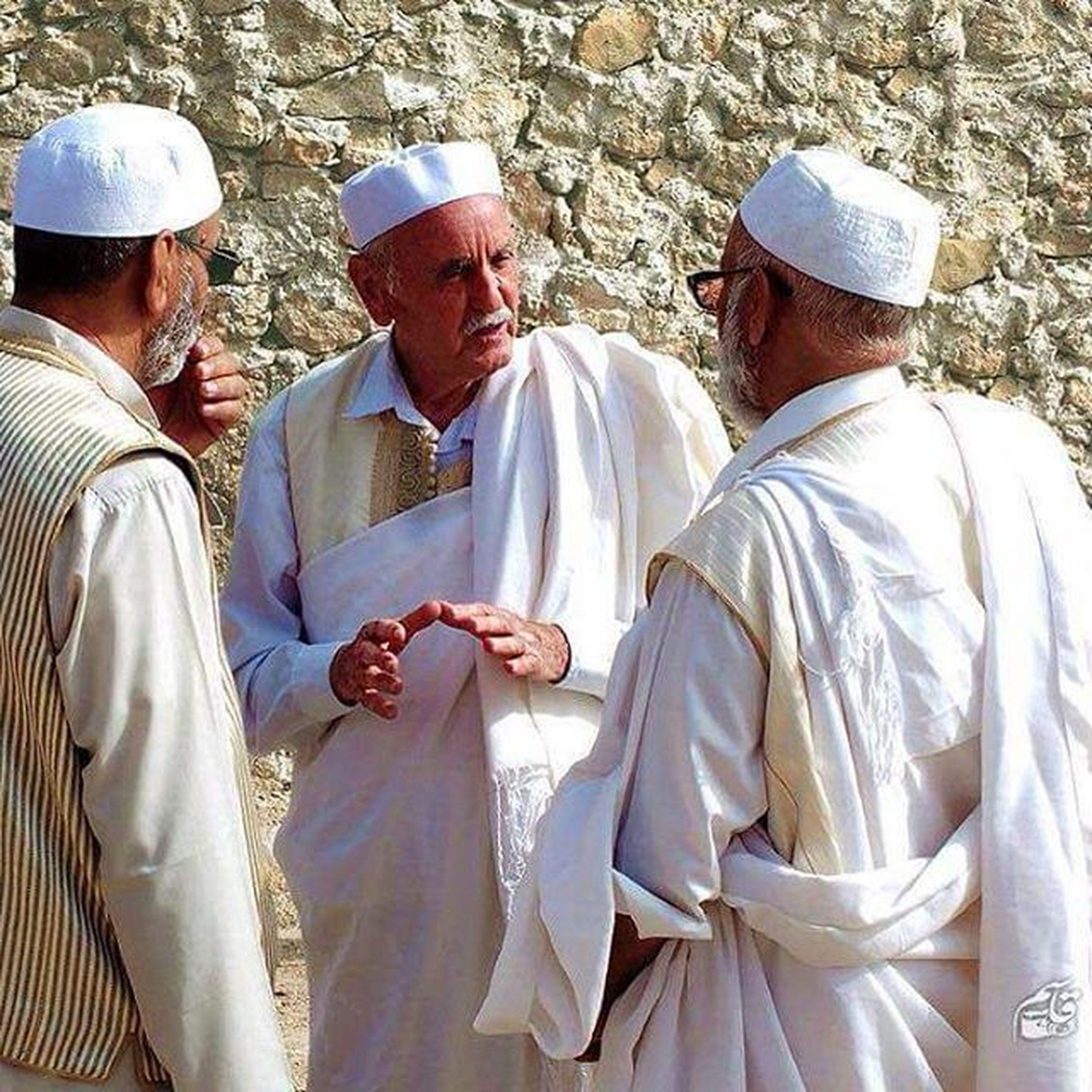 هدرزة Oldmen Libyan OldMemories