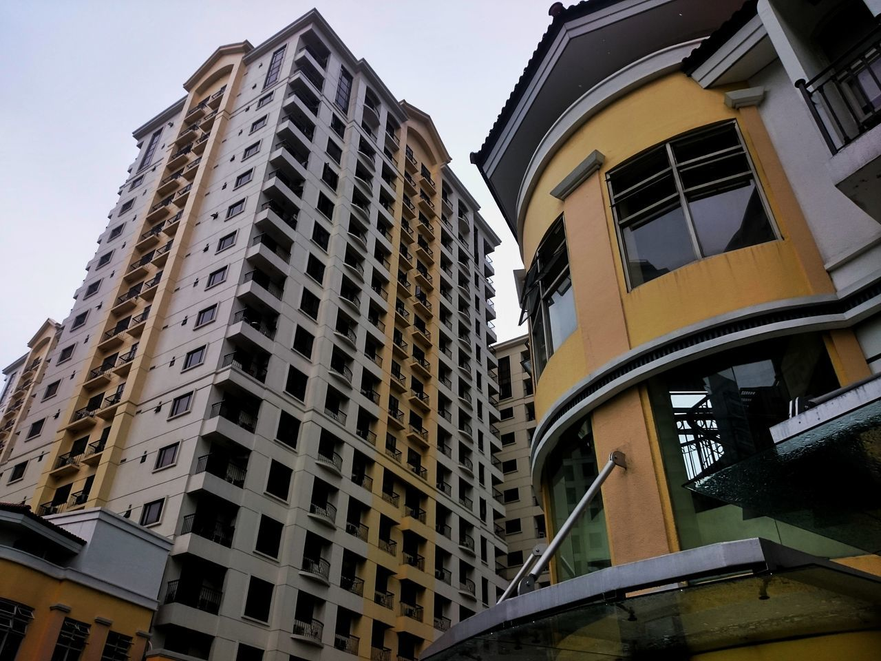 City Skyscraper Architecture Built Structure Building Exterior Low Angle View No People Modern Apartment City Life Outdoors Futuristic Day
