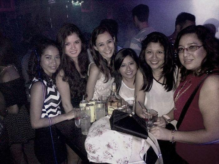 Friends Girls Night ✌