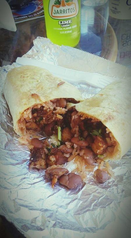 Street Food Worldwide Maui Hawaii Burrito Time! Best In Town Kihei, Maui Tacotruck