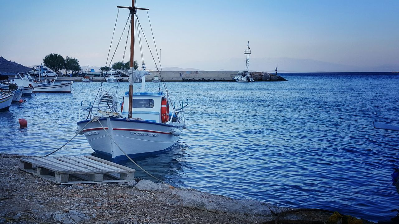Fishing Port Fishing Boat Real Photography Localphotography Localscene Calmness From Where I Stand Malephotographerofthemonth Summer Views Calm Sea Just Before Sunset Pastel Power Port Life Fishing Village Village Life Local Culture - Greek Islands Chios Greece