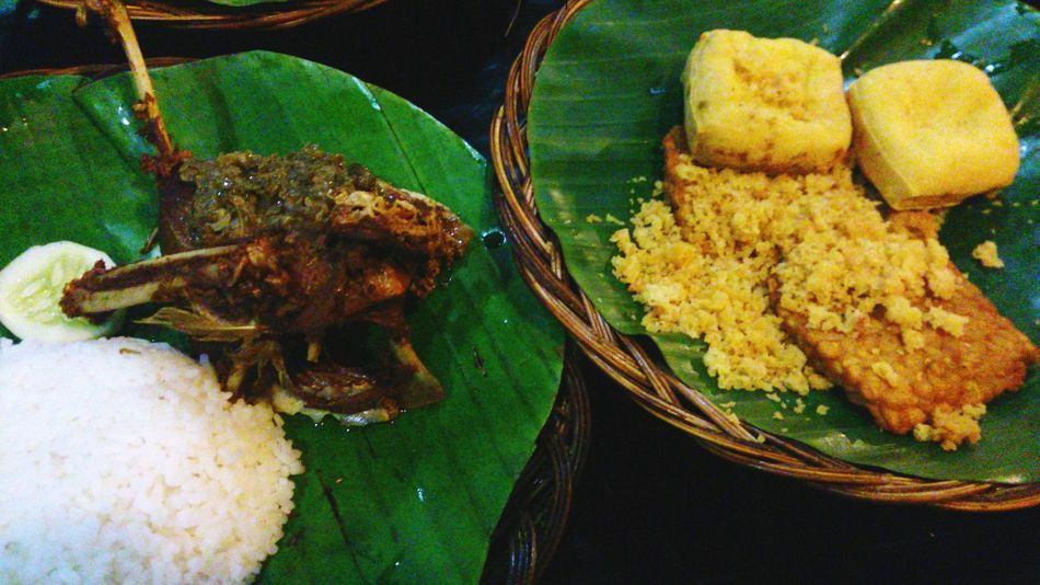 Indonesian Food Bebek Goreng Sambel Ijo Level 40 South Jakarta