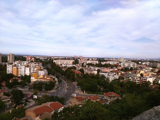 Plovdiv Cityscapes City Streets  High Angle View Enjoying Life Hanging Out Fresh On Eyeem  City View  Outdoors A View From Old Town From My Point Of View