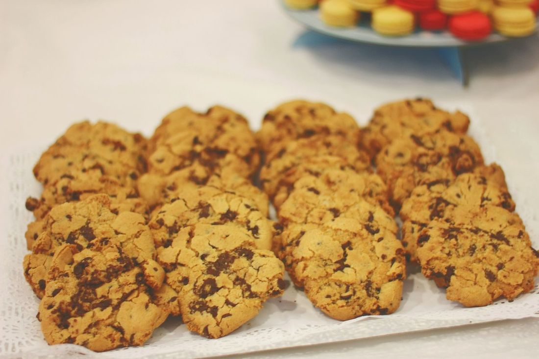 Food Food And Drink Baked Sweet Food Freshness No People Temptation Homemade Ready-to-eat Close-up Indoors  Cookie Dessert Food Staple Healthy Eating Day Photography Photo