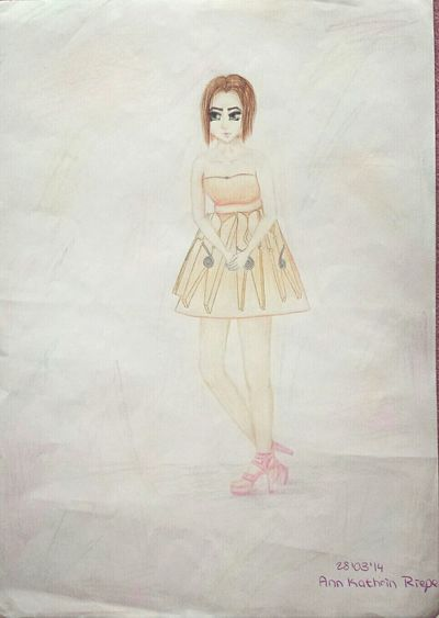 Fashion Drawing Art Getting Inspired