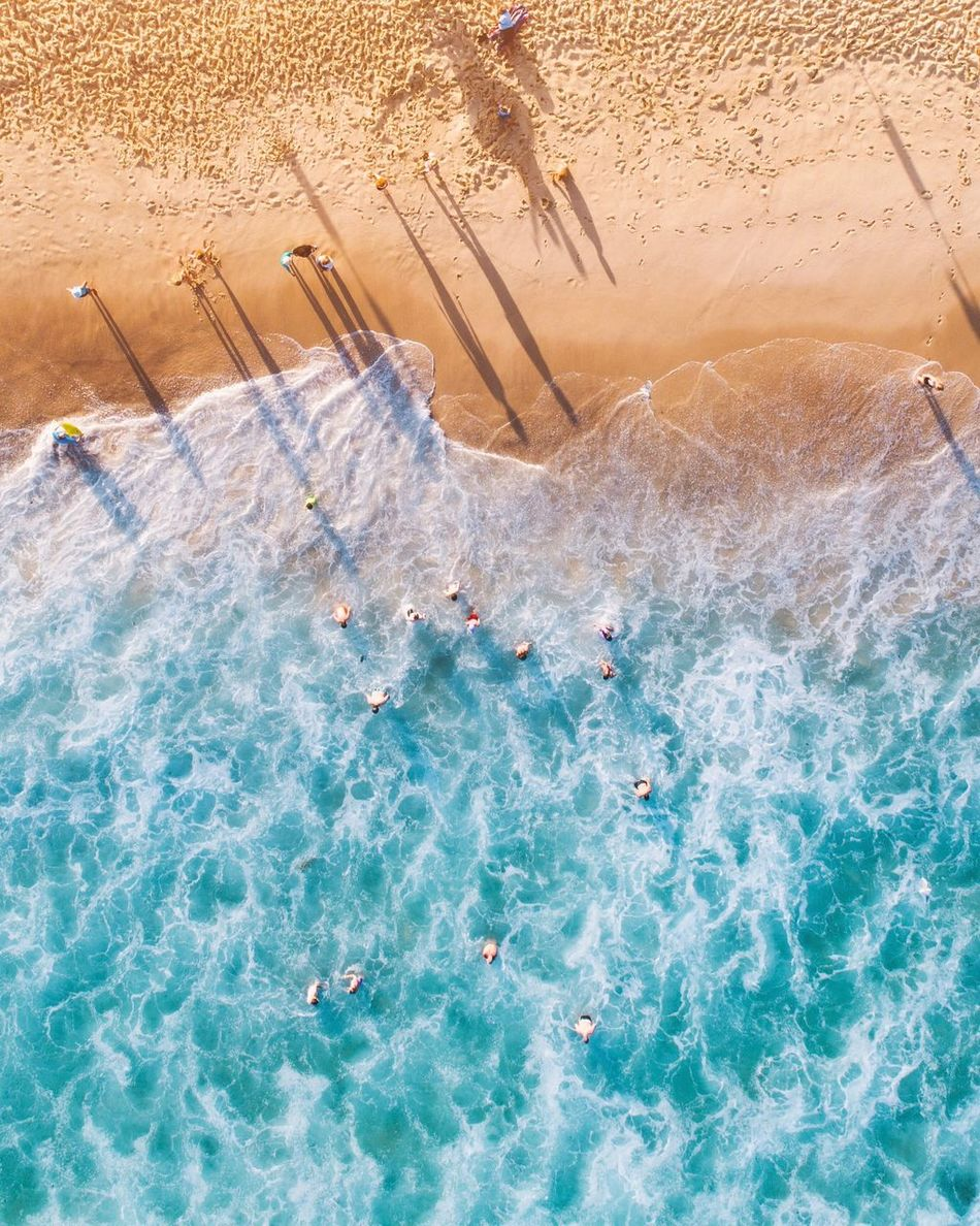 Beautiful stock photos of drones,  Australia,  Beach,  Blue,  Bronte
