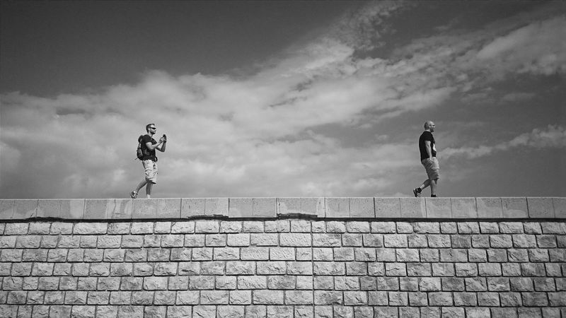 Mobilephoto People And Places Streetphotography Black & White Monochrome Blackandwhite From My Point Of View Travel