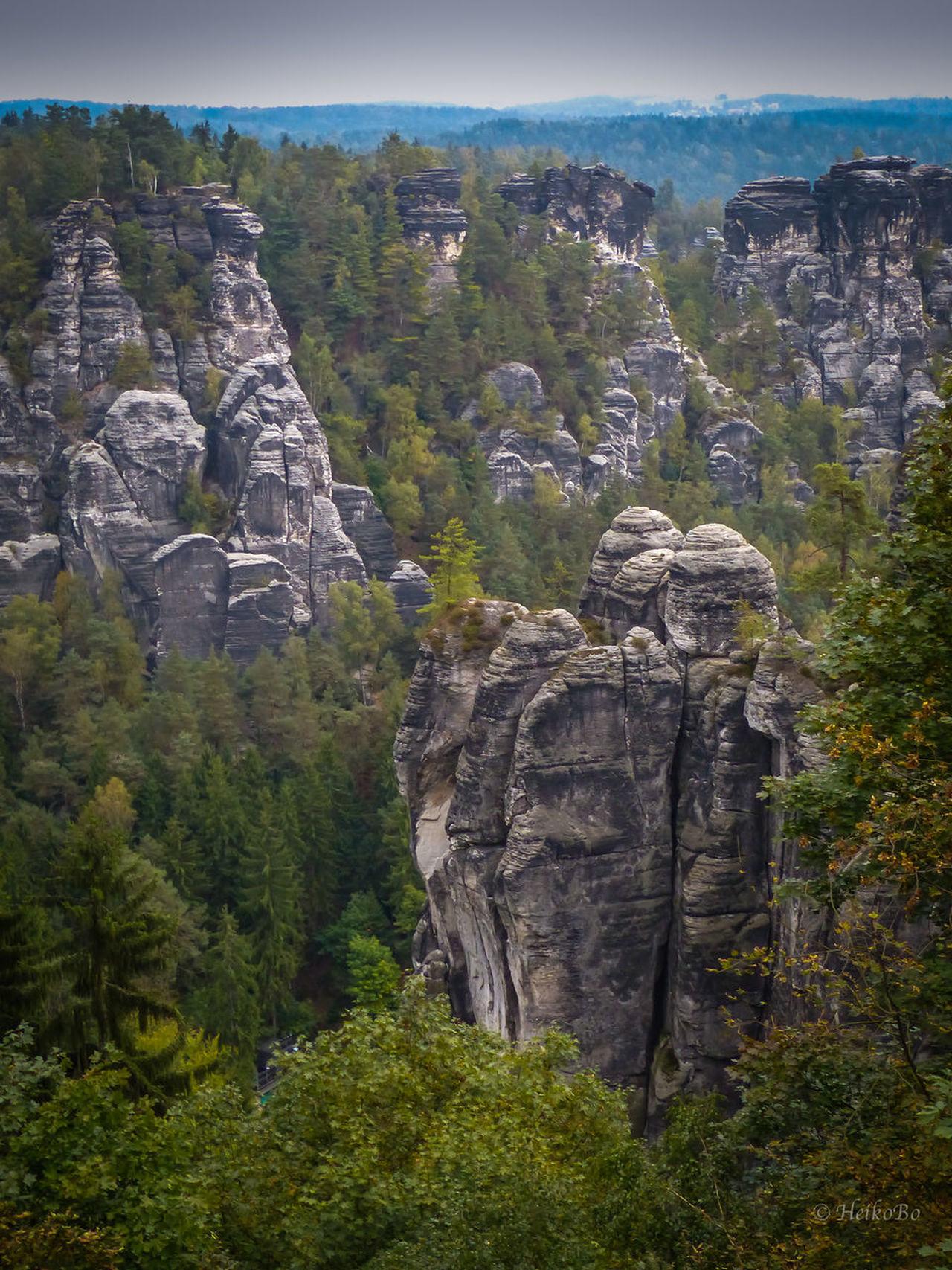 Elbsandsteingebirge Sächsischeschweiz Sächsische Schweiz Elbsandsteingebirge Sachsen Heikobo Foto