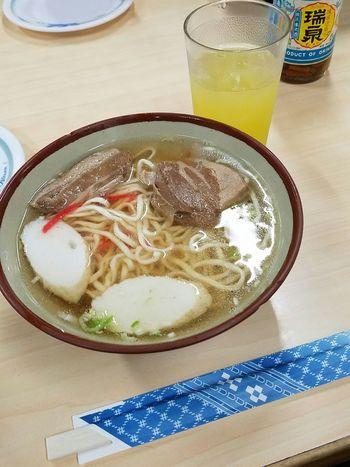 沖縄ソバ 沖縄 沖縄旅行 食事 Lunchtime Food And Drink Japanese Style Japanese Food Yam Yam