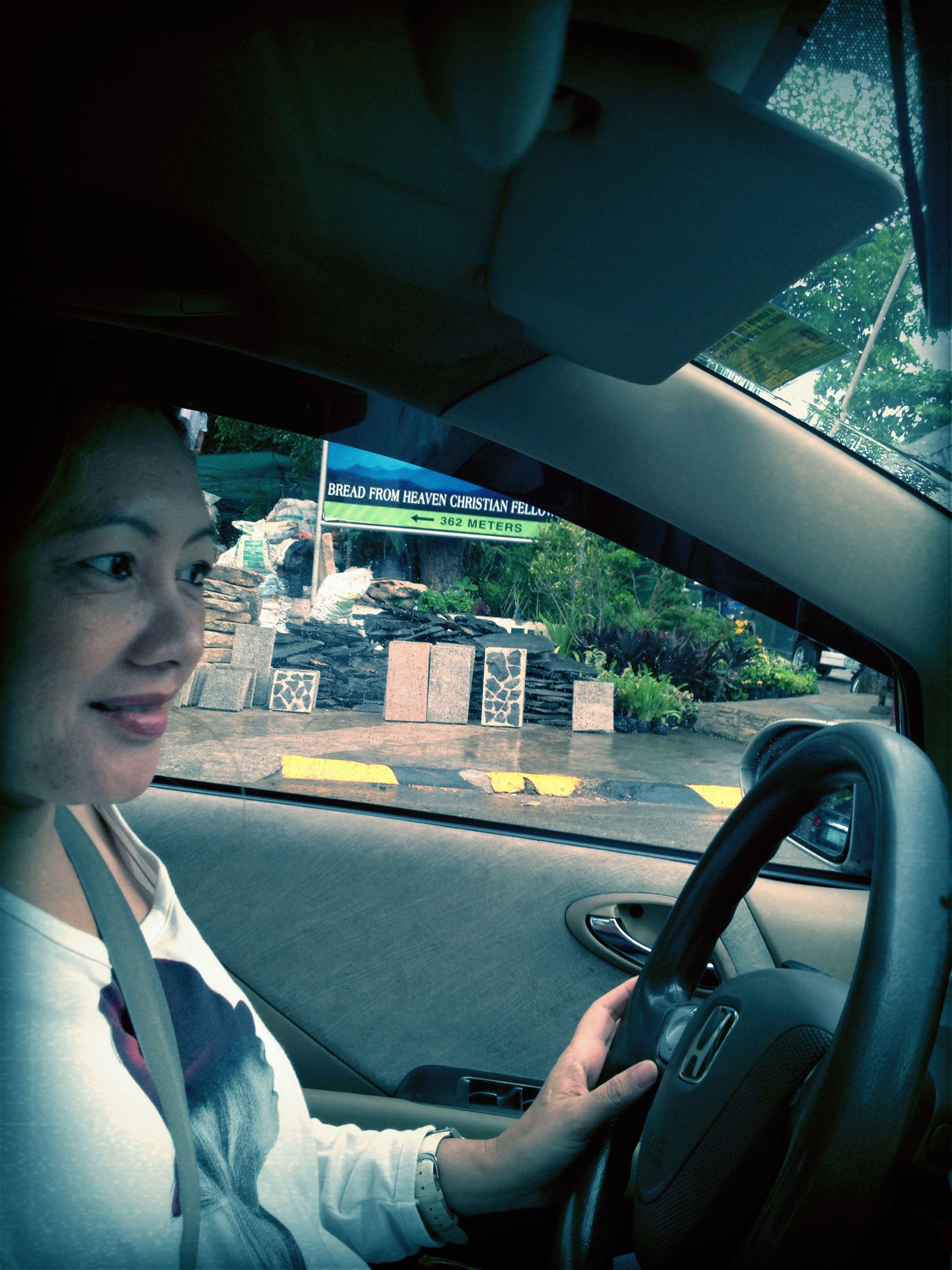 Driving at Food And Drug Administration Alabang Driving