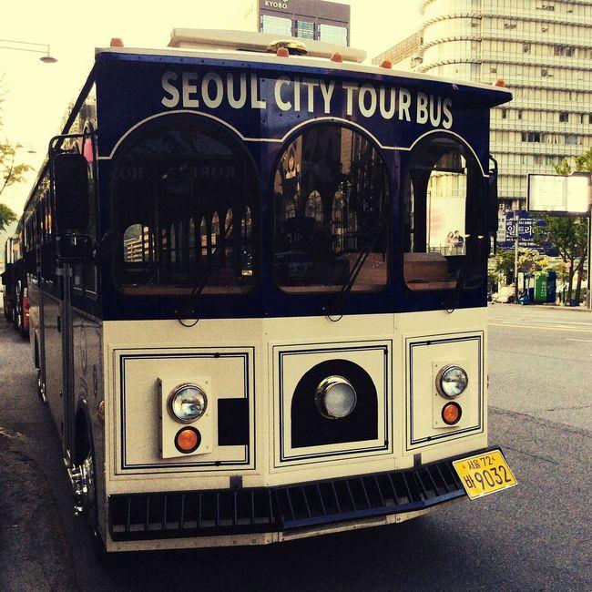 ソウル 乗ってみて ソウルシティツアーバス