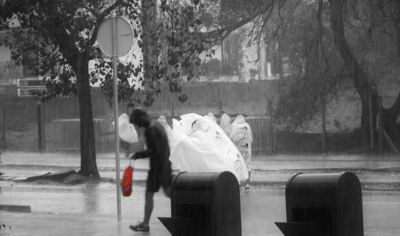 Maraton Rain Returning Home