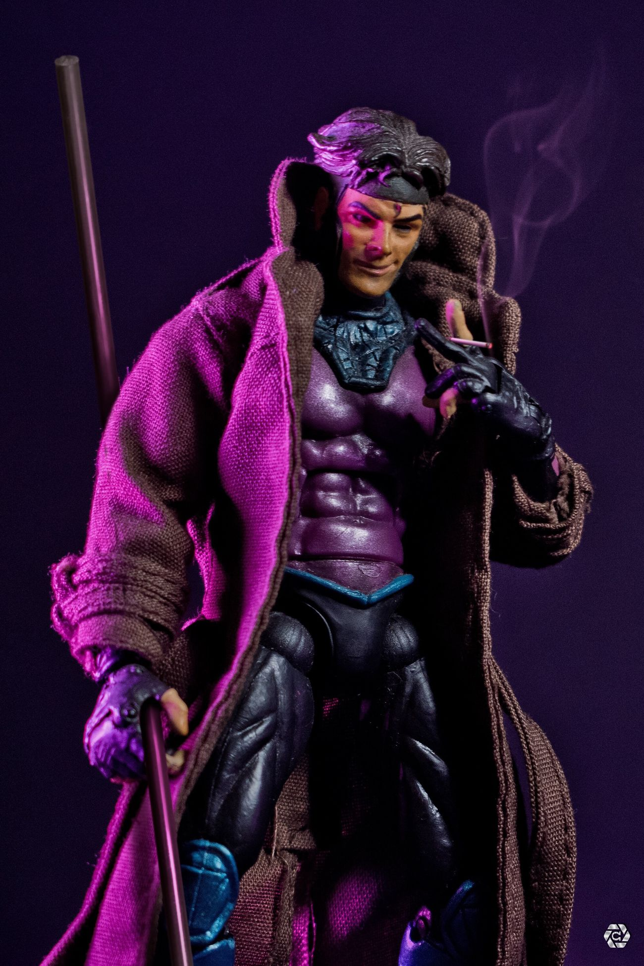 Marvellegends Toybiz Marvel Xmen Gambit