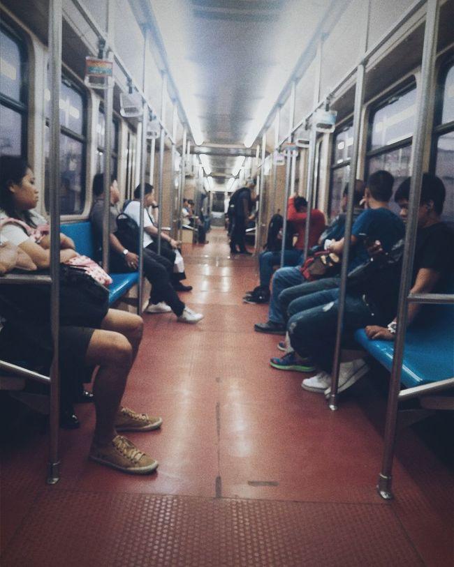 LRT TRAIN MANILA Eyeem Philippines Shots Morning