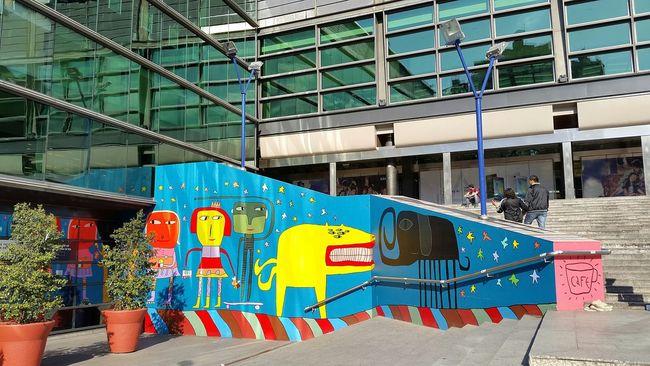 Buenos Aires, Argentina  Grafitti Wall Grafitti Street Art Wallart Painting Art Wall Art Colors Abasto Shopping