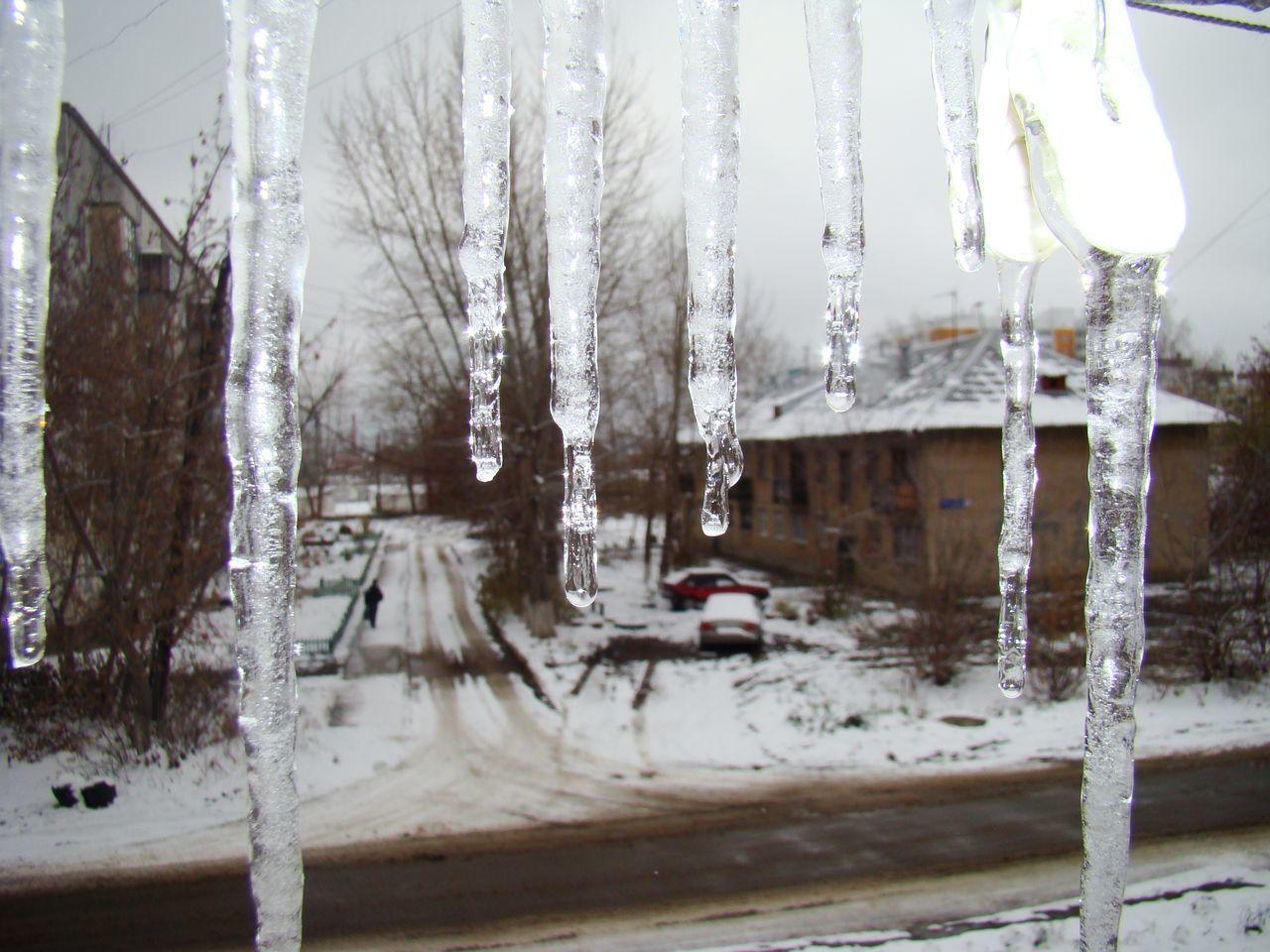 Ранняя весна сосульки макро Ice RussiaLoveWorld My First Eyem Photo весна